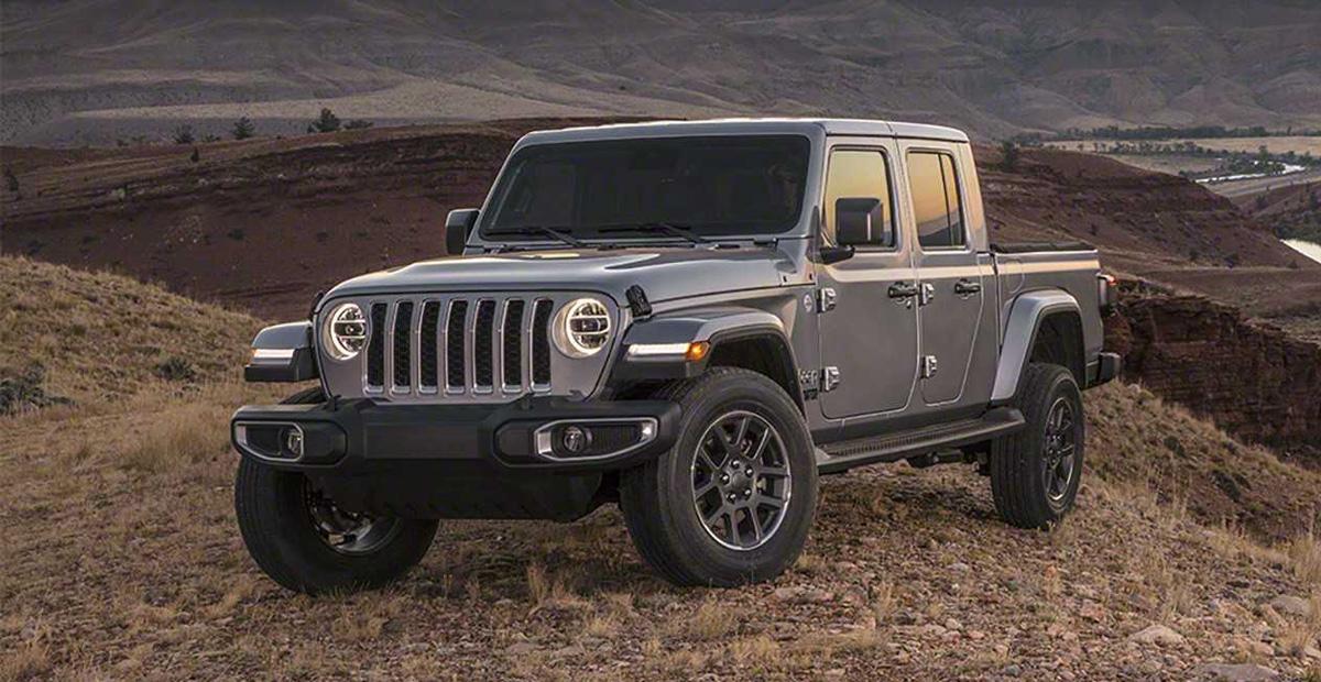 Новый Jeep Gladiator вернул марку в сегмент пикапов