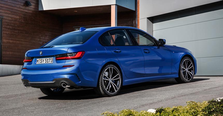 Новая «трешка» BMW: уже известны цены в России