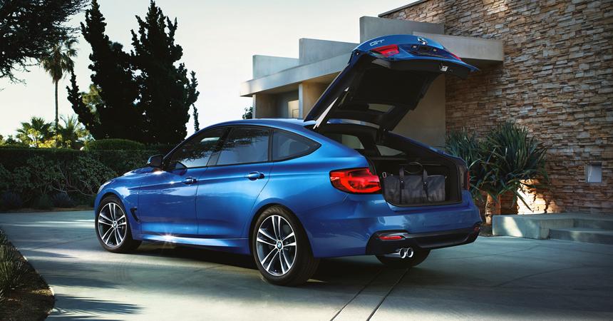 Лифтбек BMW GT третьей серии уйдет в отставку