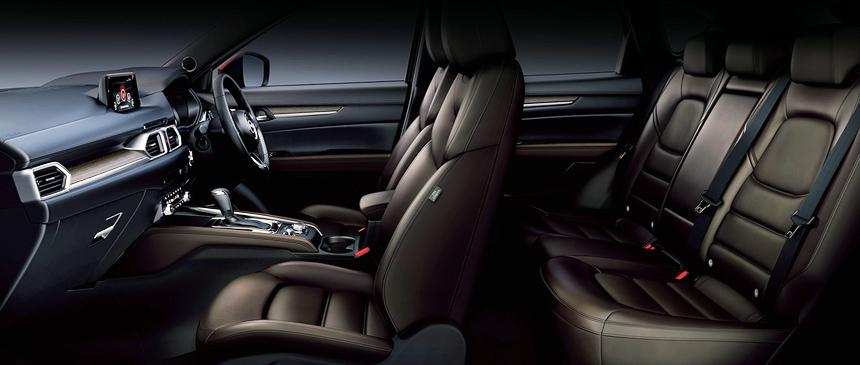 Доработанная Mazda CX-5: роскошь и турбомотор