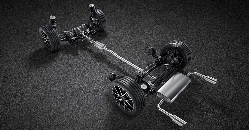 Представлен седан Lynk & Co03 набазе 500-сильного гоночного автомобиля