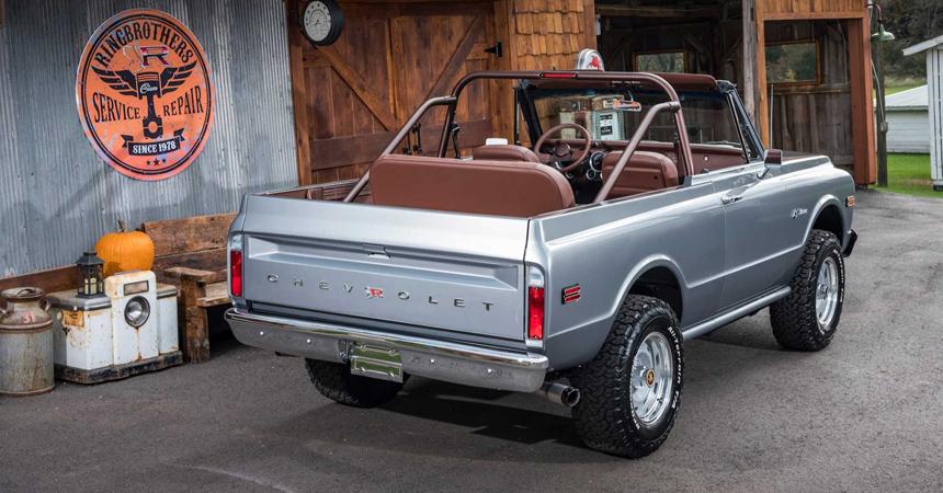 1000-сильный Dodge Super Charger и другие звезды тюнинг-шоу SEMA