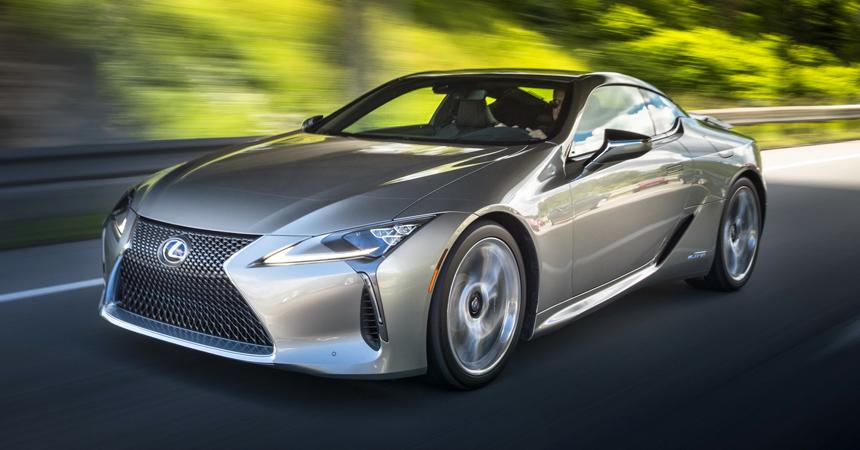 Более миллиона гибридов Toyota и Lexus попали под отзыв