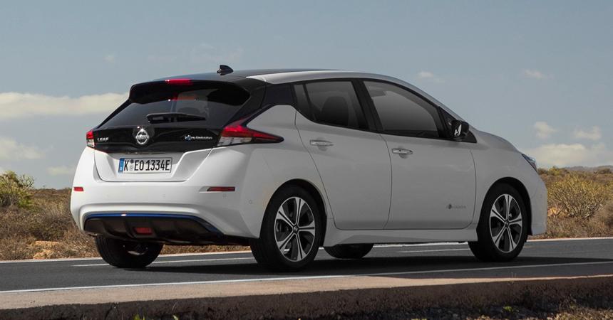 В России сертифицирован новый Nissan Leaf