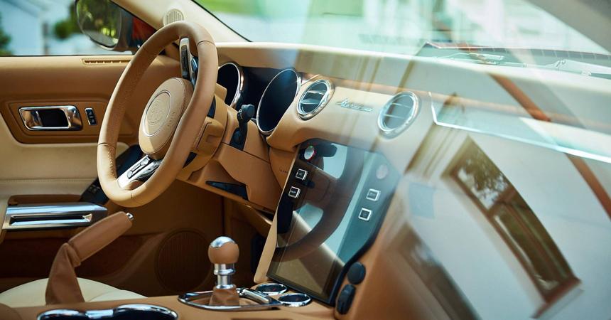 Поляки превратили Форд Mustang всовременный пообразу иподобию советской «Победы»