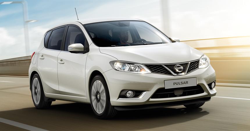 Хэтчбек Nissan Pulsar уходит с европейского рынка