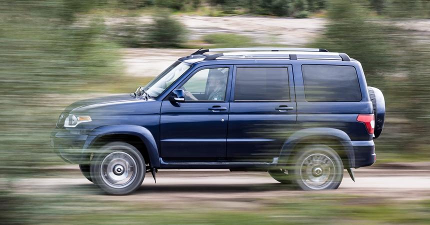Обновленный УАЗ Патриот 2019: подробности и цены