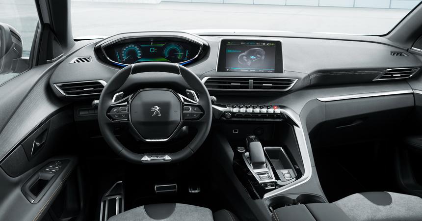 Автомобили Peugeot (Пежо) получили новые гибридные версии