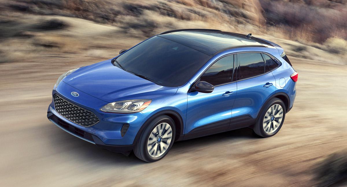 Новый Ford Escape: что не досталось Куге?