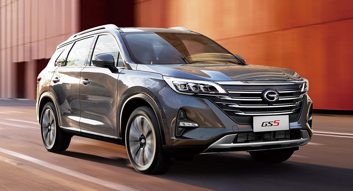 Автомобили GAC выйдут на российский рынок осенью