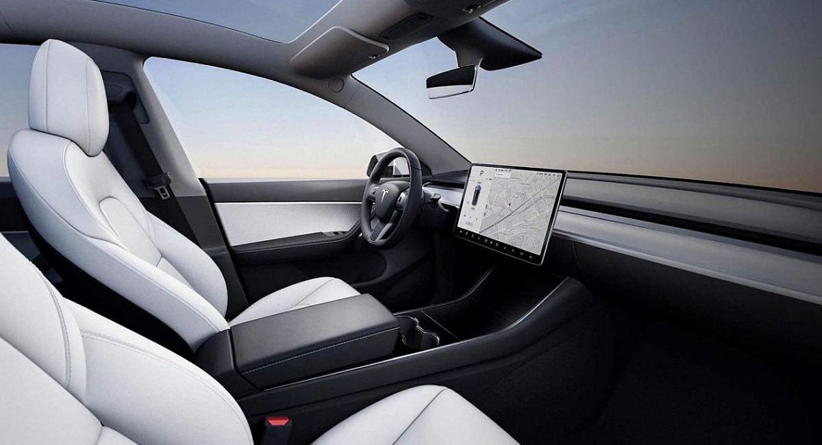Tesla Model Y: открыт прием заказов в России