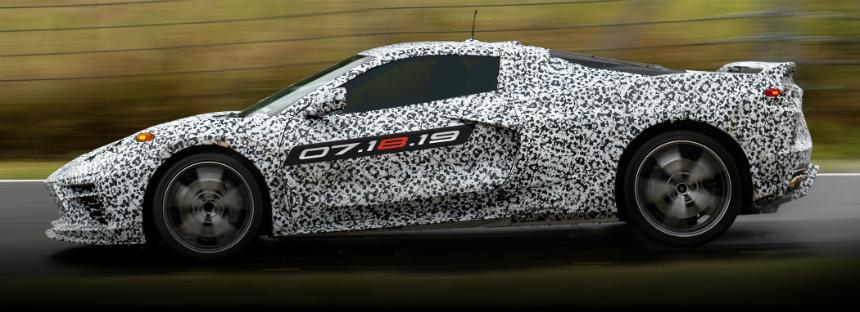 Дайджест дня: походный Teramont, грядущий Corvette и другие события автоиндустрии