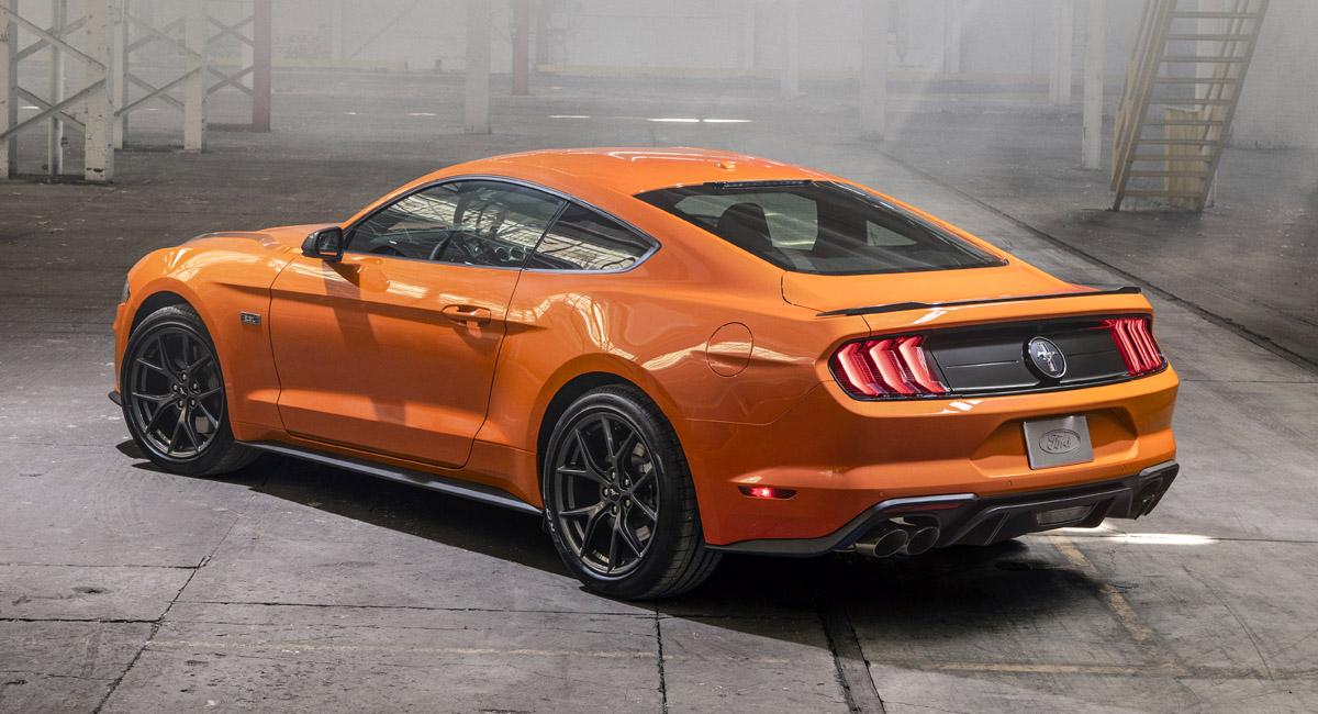 Ford Mustang обзавелся мотором от хот-хэтча Focus RS