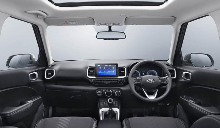 Маленький паркетник Hyundai Venue — для США и Индии
