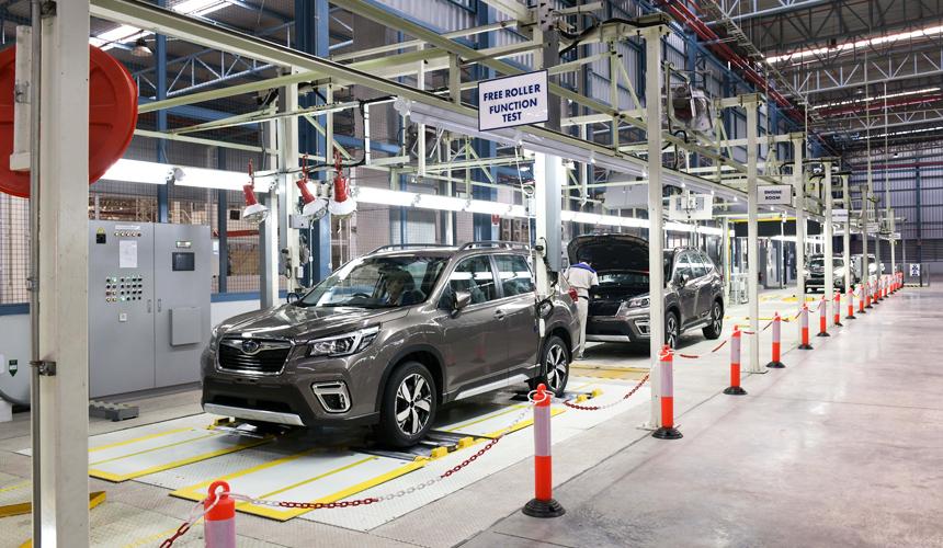Дайджест дня: подушки опасности TRW, третий завод Subaru и другие события автоиндустрии