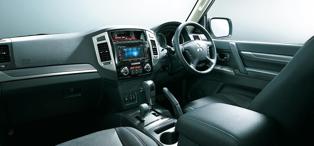 Mitsubishi Pajero: финальная версия для Японии