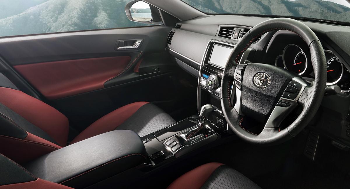 Toyota Mark X уходит в отставку без наследника