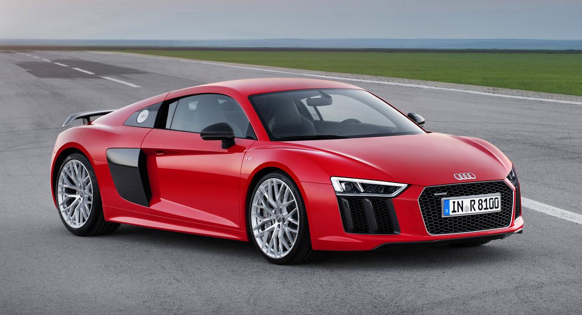 Audi TT и R8 ушли с российского рынка