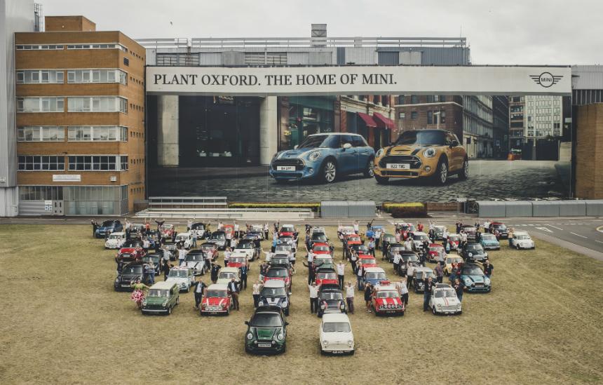 Дайджест дня: Stepway City в каршеринге, 75 лет МАЗу и другие события автоиндустрии