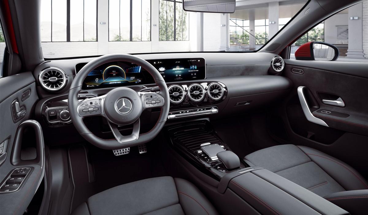 На российский рынок выходит хот-хэтч Mercedes-AMG A 35