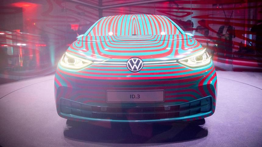 Дайджест дня: будущий Hyundai «45», новый логотип Volkswagen и другие события автоиндустрии