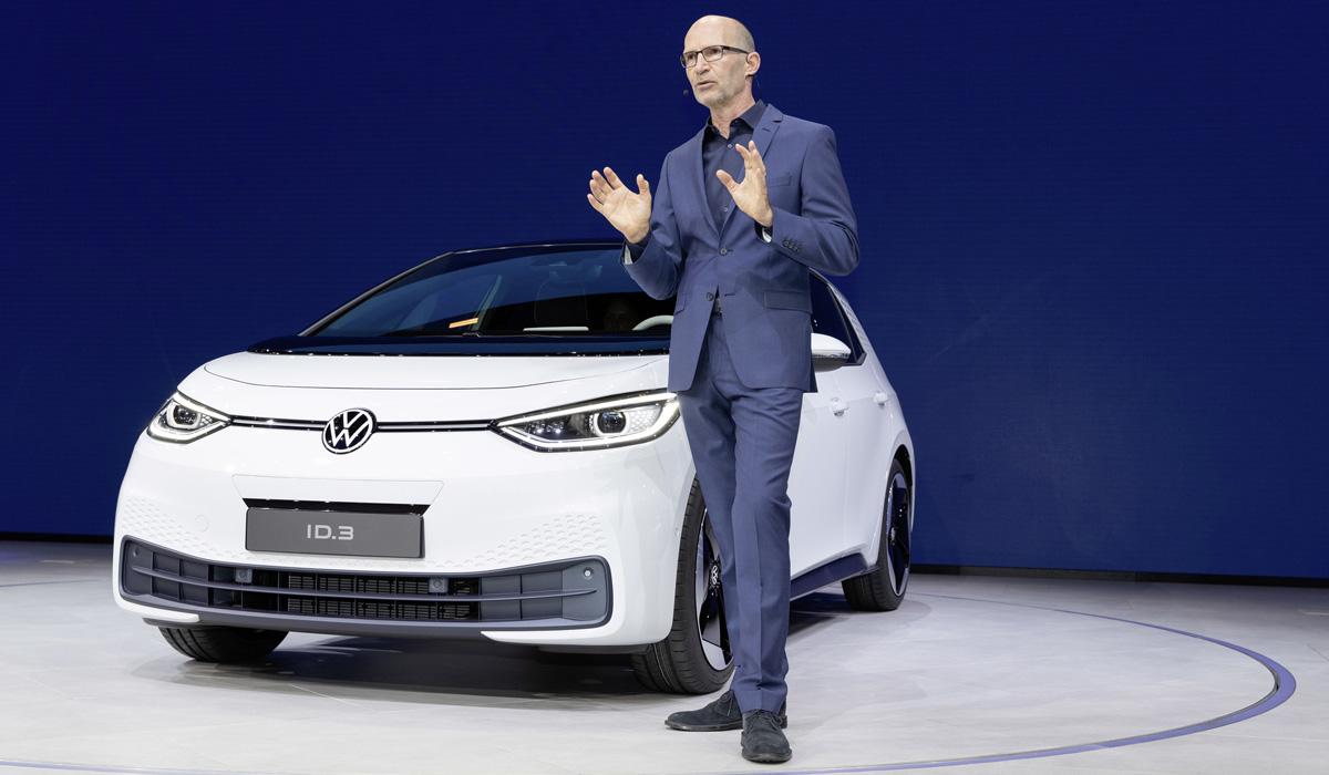 В концерне Volkswagen перестановка дизайнеров