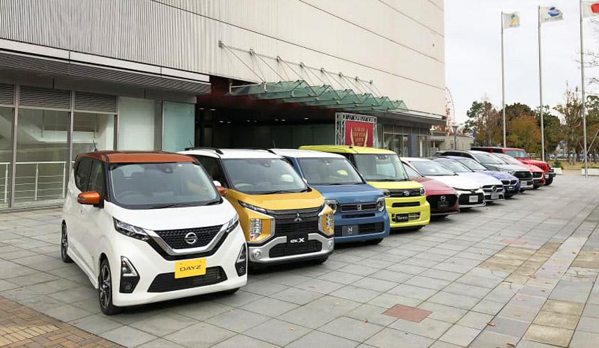 Автомобиль года в Японии: объявлен победитель