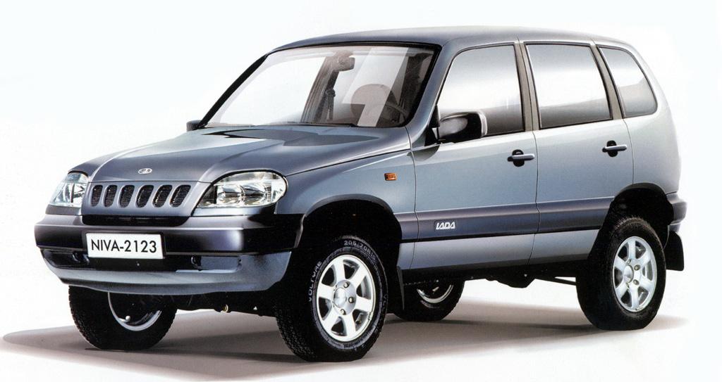 niva 2123 - АВТОВАЗ выкупает долю General Motors в СП GM-АВТОВАЗ