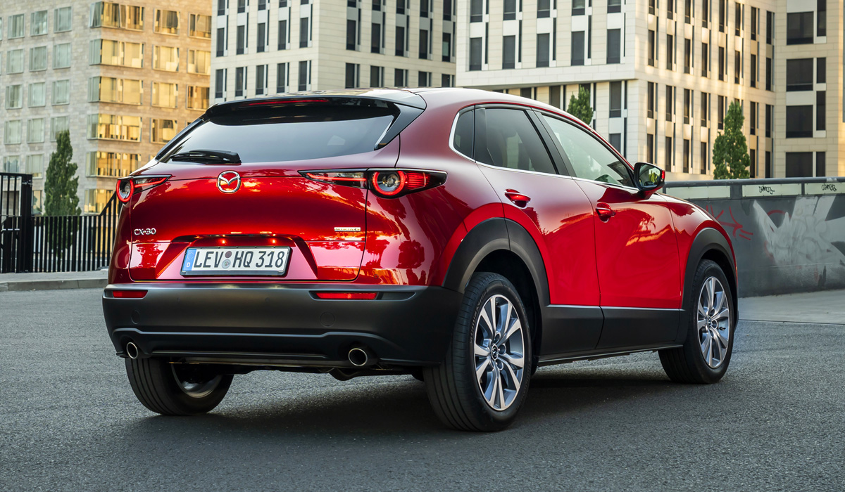 """Картинки по запросу """"Mazda CX-30"""""""""""