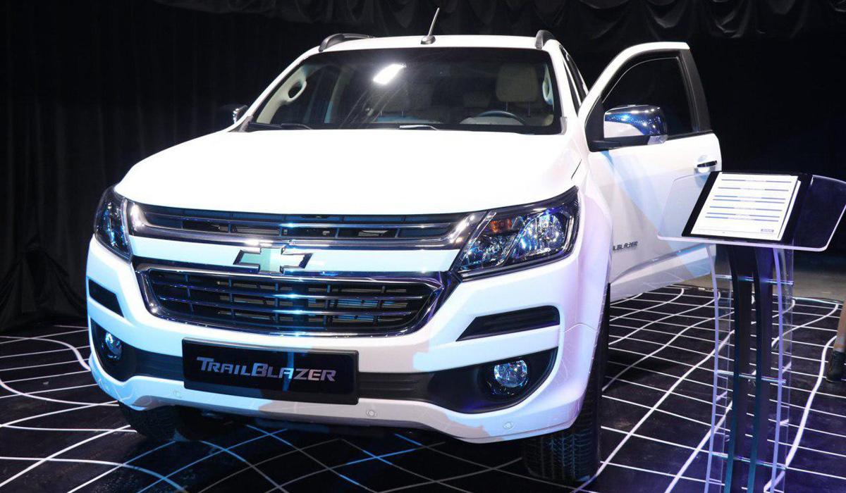 УзАвтоМоторс начинает сборку еще четырех моделей Chevrolet