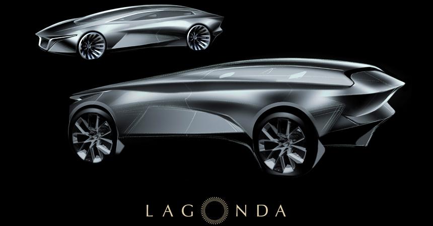 Lagonda All-Terrain Concept готовится к премьере