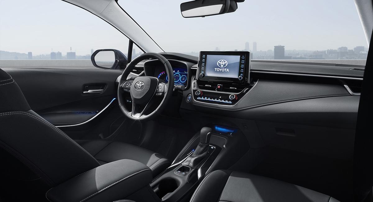 Новая Toyota Corolla прибудет в Россию со старым мотором