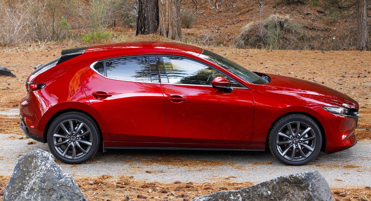 Mazda 3 с мотором Skyactiv-X: известны характеристики