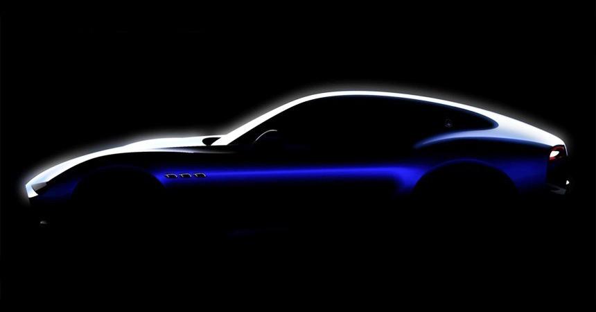 Спорткар Maserati Alfieri: подтверждено начало производства