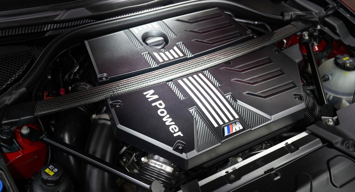 БМВ рассекретила самые крутые версии кроссоверов X3 иX4