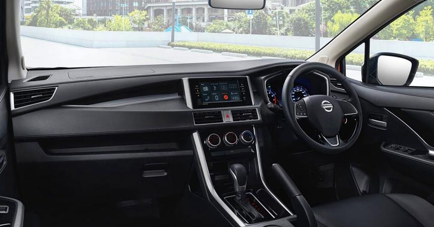 Mitsubishi представляет: новый компактвэн Nissan Livina