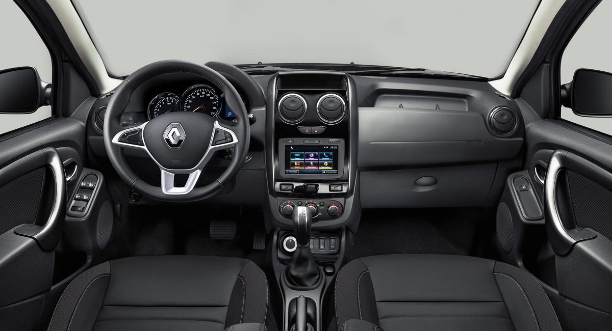 Российский Renault Duster снова обновлен