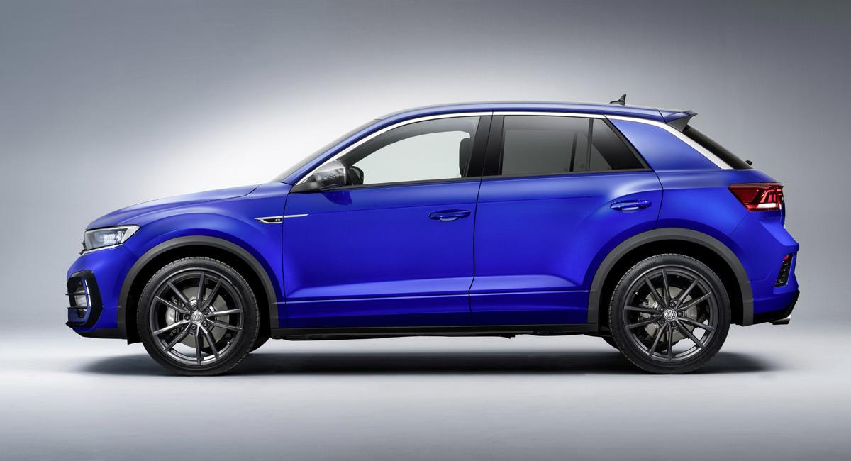 Представлен 300-сильный паркетник Volkswagen T-Roc R