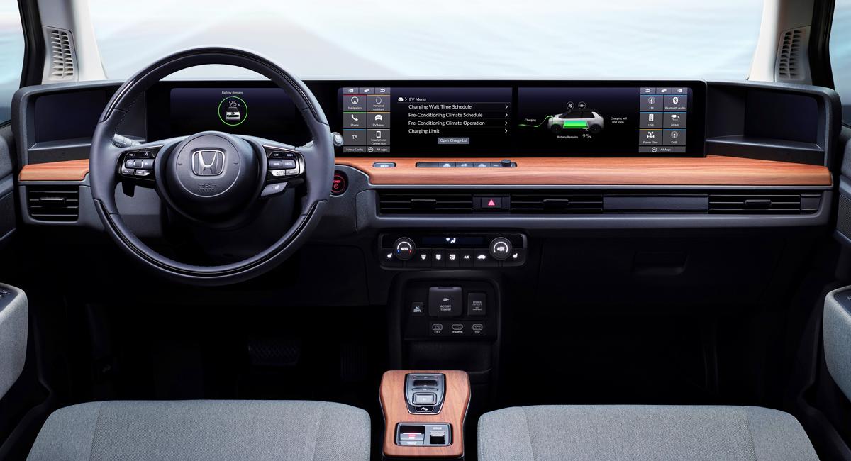 Мини-хэтчбек Honda e Prototype: готовность 98%