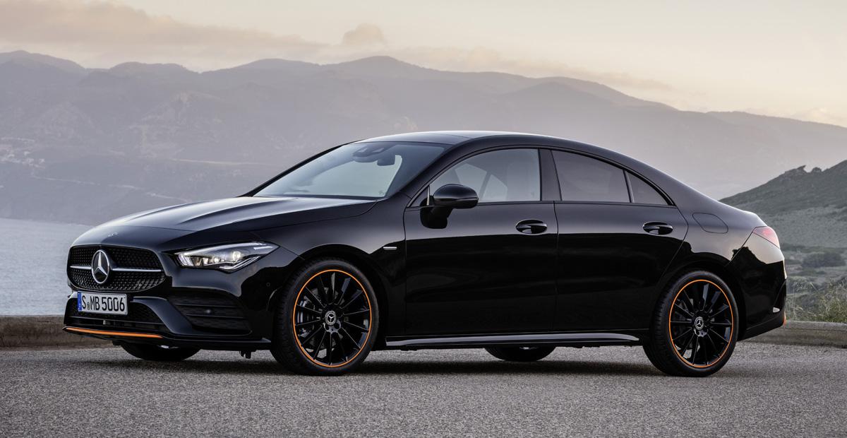 Новый Mercedes CLA дебютировал с продвинутой медиасистемой