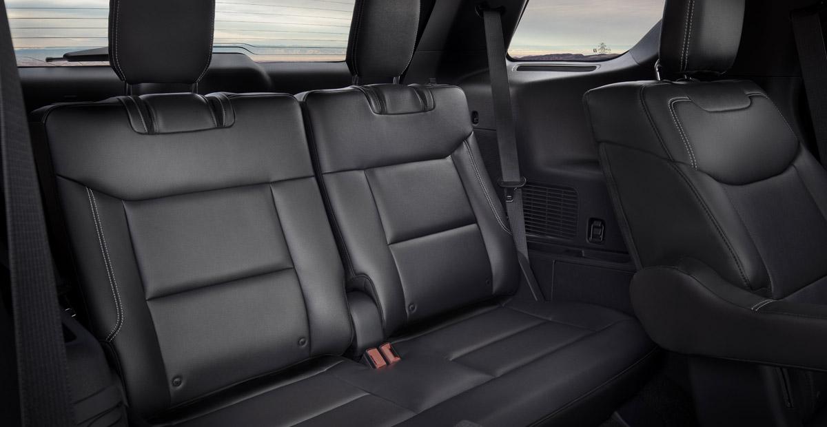 Новый Ford Explorer шестого поколения полностью рассекречен