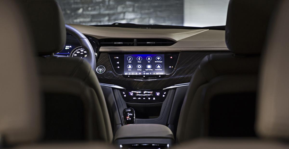 Представлен кроссовер Cadillac XT6 с тремя рядами сидений