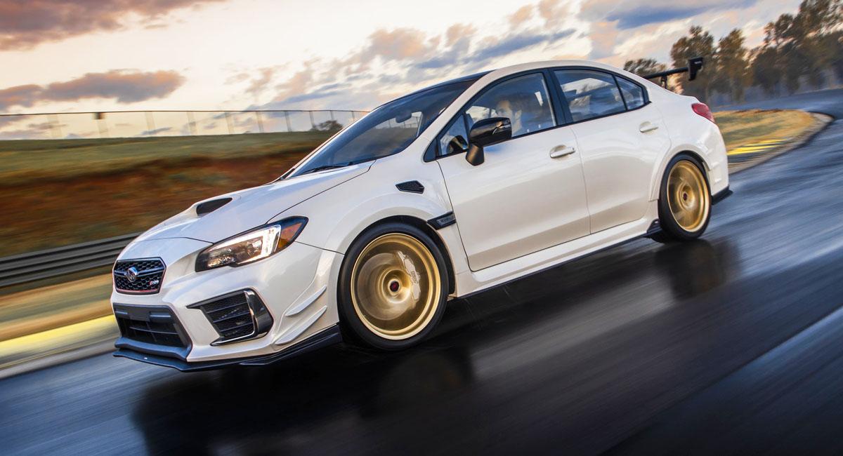 Subaru STI S209: японская легенда в Америке