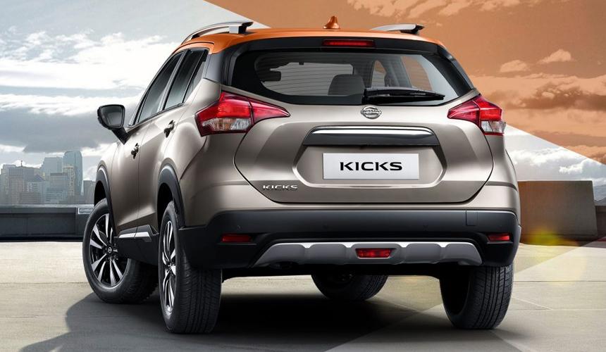 Кроссовер Nissan Kicks на платформе B0: подробности