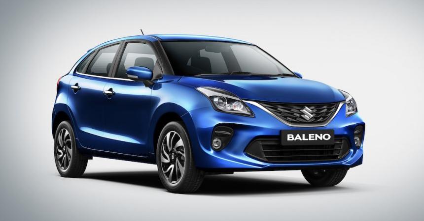 Представлен обновленный хэтчбек Suzuki Baleno