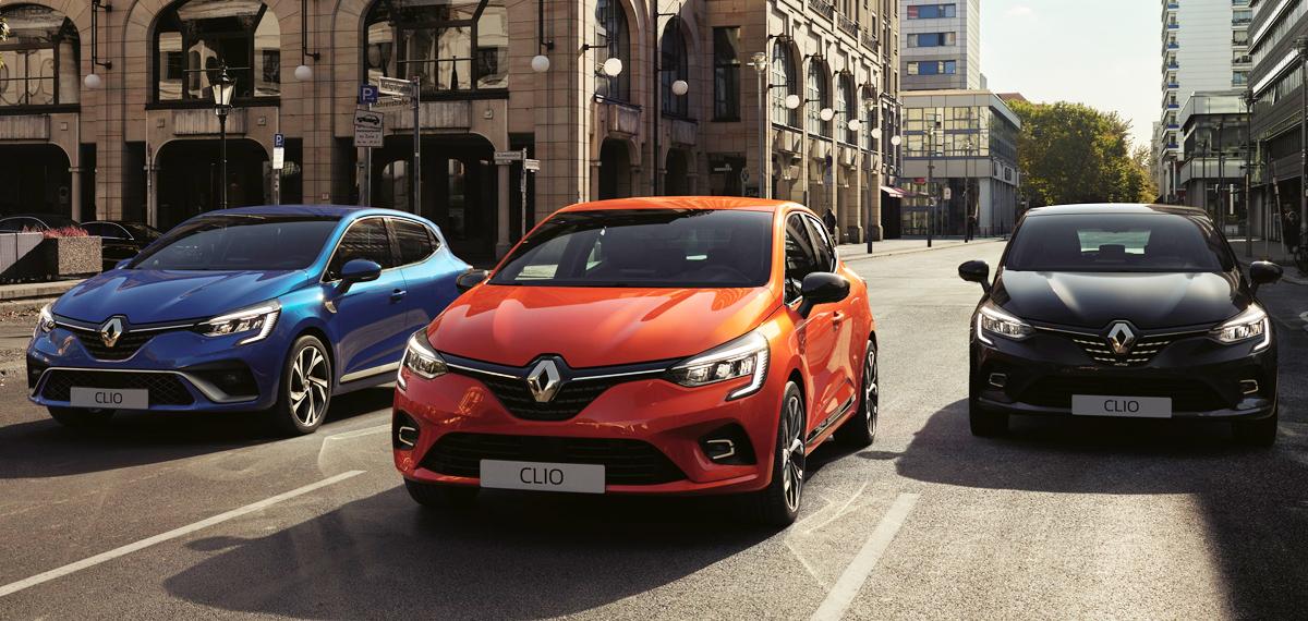 Новый Renault Clio: теперь и внешность