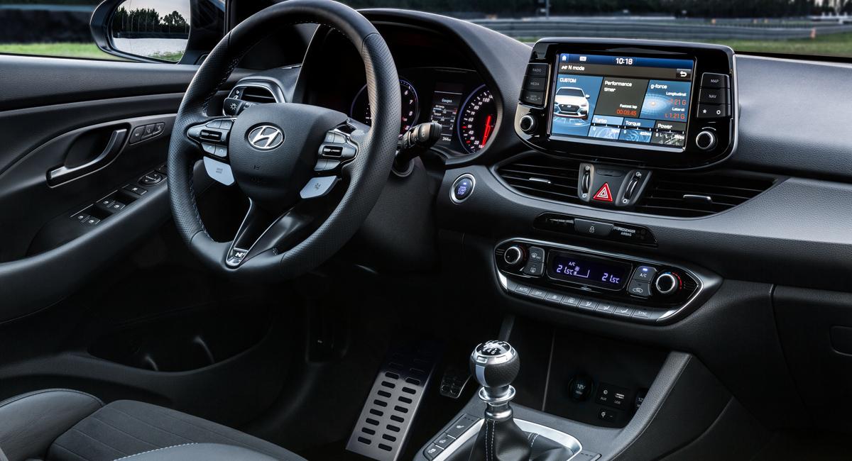 Хот-хэтч Hyundai i30 N сертифицирован в России