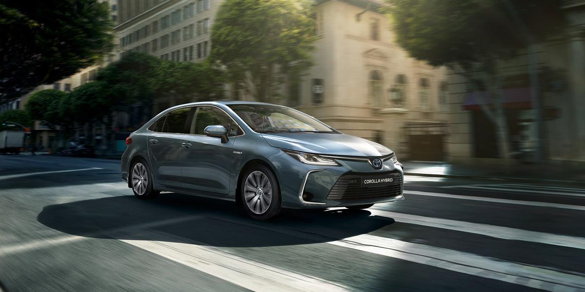 Начато производство новых Тойота  Corolla для русского  рынка