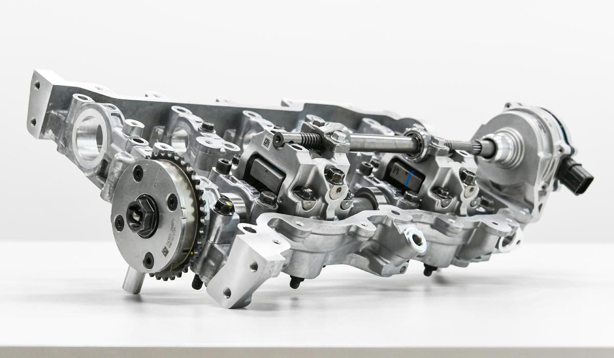 Турбомотор Hyundai 1.6 — с новой системой управления клапанами