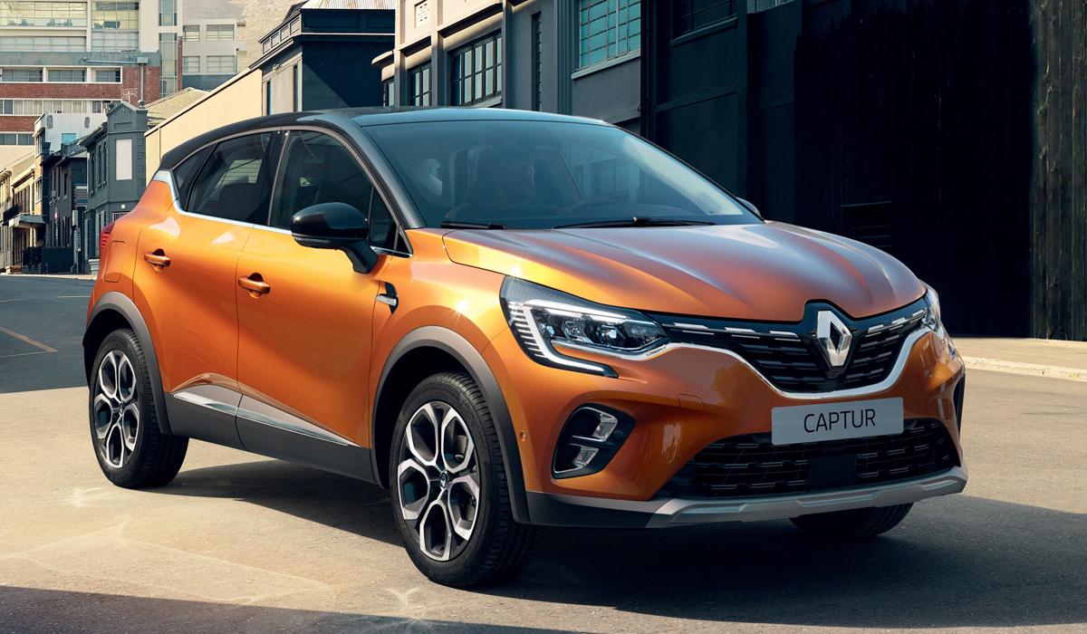 Представлен кроссовер Renault Captur второго поколения